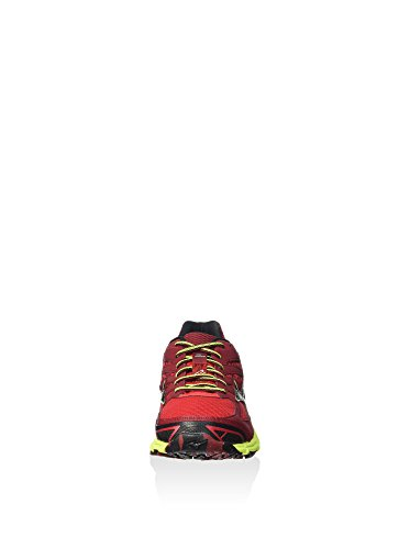 Mizuno Wave Mujin 2 Scarpe Da Trail Corsa Red