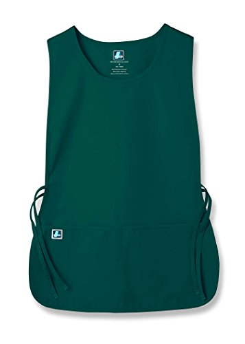 decf1ff587e Adar Uniforms delantal Laboral Unisex Con Bolsillos, Para Trabajos de  Belleza y Médicos - 702