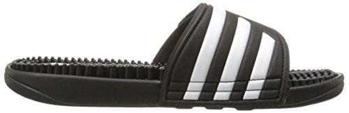 Adidas Performance adissage W Sandal Athletic, noir / noir / blanc, 4 M Us Black/Black/Running White