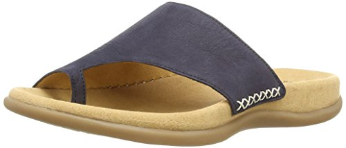 Gabor Shoes Damen Jollys Pantoletten, Blau (Nightblue), 37 EU