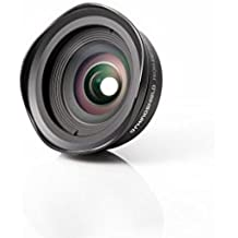 RhinoShield iPhone Premium Add-On Camera Lens, Professional 0.6x 110° HD Wide Angle Screw-On Phone Camera Lens for iPhone 5 / 5s / SE / 7 / 7 Plus / 8 / 8 Plus and iPhone X