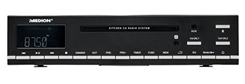 Medion LIFE E66281 (MD 84627) Radiorekorder (CD-Player)