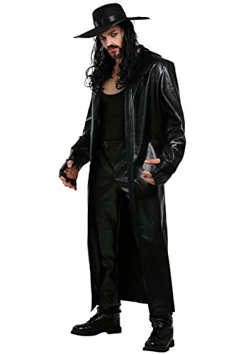 WWE Undertaker Mens Costume - - Undertaker Kostüm