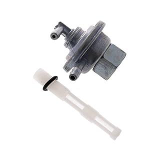 Benzinhahn 2 Anschlüsse ZNEN ZN50QT-A