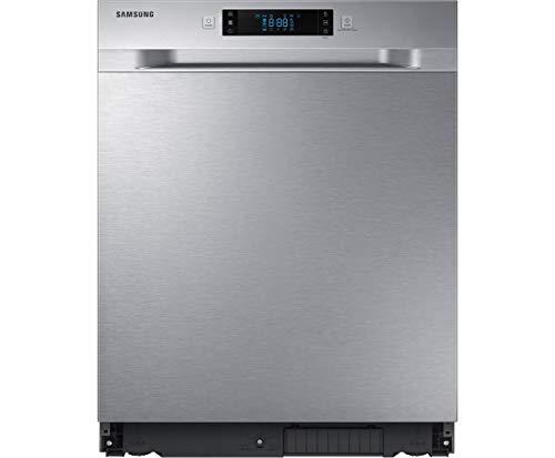 Samsung DW60M6044US/EG Unterbau-Geschirrspüler - 60 cm, Edelstahl/Dunkelblau, A++