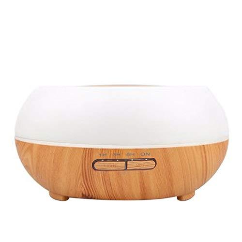 TOOGOO Smart WiFi Inalámbrico 400 Ml Aroma Aceite