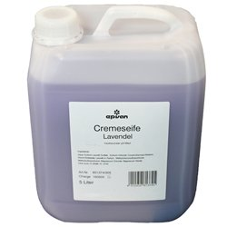 Seife EPISAN Cremeseife flüssig Lavendel 5 L Cremeseife mit angenehmer Duftnote