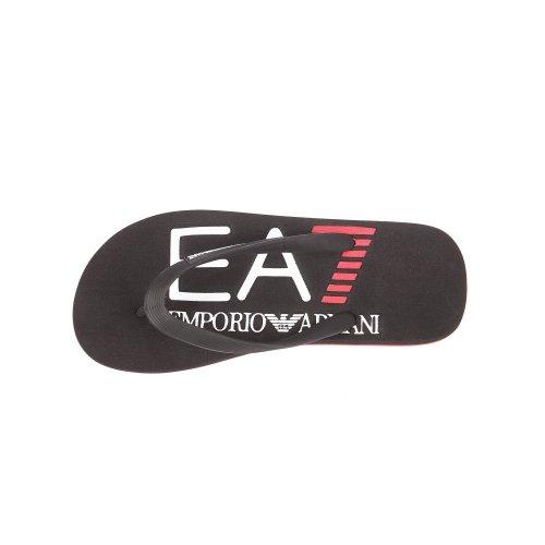 EA7 - chaussures Noir