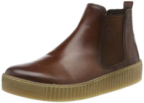 Gabor Shoes Damen Jollys Stiefeletten, Braun (Sattel(Eff)(Natur) 22), 43 EU