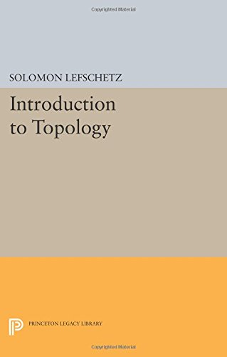 Introduction to Topology (Princeton Legacy Library)