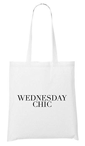 Wednesday Chic Sac Blanc