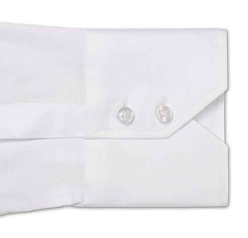 Eterna Damen Bluse Langarm Weiß