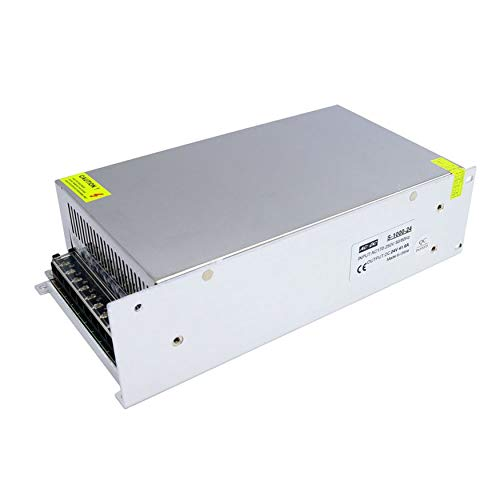 Yao Single Output Switching Power Supplies AC to DC Transformer 24V 1000W SMPS Ac-power-single