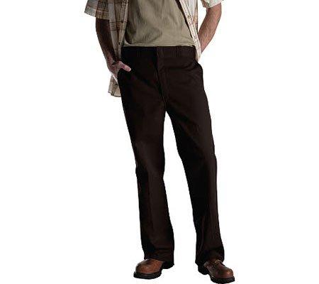 Dickies 874 Pantalon de travail classique Brun foncé