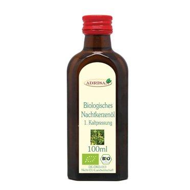 Adrisan Nachtkerzenöl bio* - 250 ml - Nachtkerzen Samen Öl