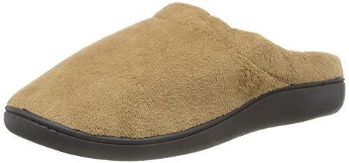 Welzenter Relax, Zapatillas de Estar por casa con talón Abierto Unisex Adulto, (Negro 107), 39-41 EU