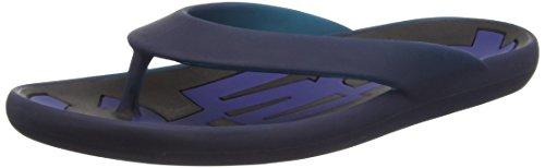Camper  Finn Navy Semi-Negro-Lasha, Sandales homme Bleu - Blue (Dark Blue)