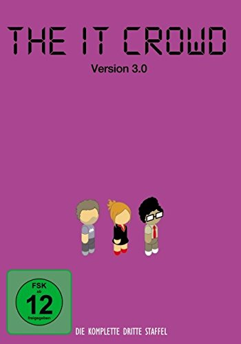 Bild von The IT Crowd - Version 3.0 - Die komplette dritte Staffel
