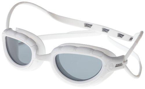 Zoggs Schwimmbrille Predator, Smoke/White, 306863