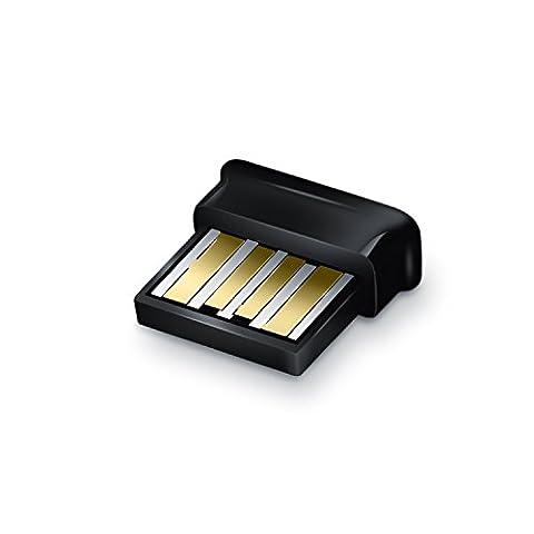 CSL - USB Bluetooth Adaptateur | Bluetooth Standard V4.0 / Technologie Class 4.0 | le standard le plus récent | Plug & Play | Windows 7, 8, 8.1 et 10 | Portable Mini Design