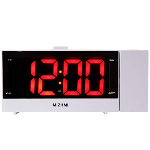 CLE DE Tous -Despertador Reloj Electronico Radio Campana