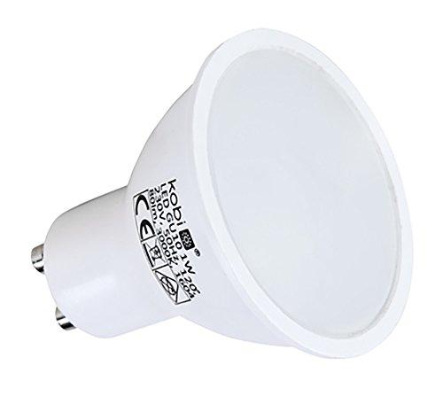 15 Stück LED-Reflektorlampe LED-Lampe 1W GU10 Warmweiss Set Strahler Spot Lampe Leuchte 15-Pack Kobi -