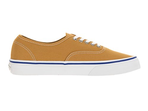 Vans Unisex-Erwachsene Authentic Low-Top amber gold/true white