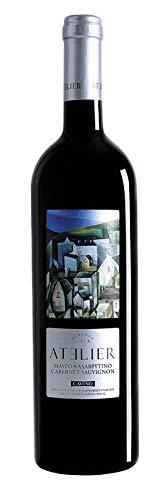 ATELIER Rot, Rotwein aus Griechenland, 2015, 750ml Atelier Cabernet