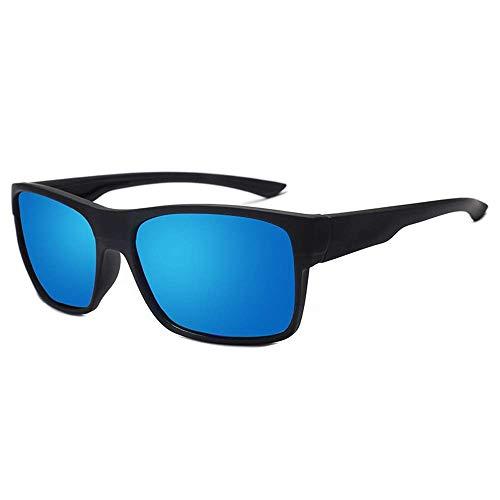 SCJ Herren Outdoor Freizeit Matte Textur Qualität Herren Sonnenbrille Runde Retro Metall Polarisierte Sonnenbrille Mode Sonnenbrille (Farbe: K23, Größe: Kostenlos)