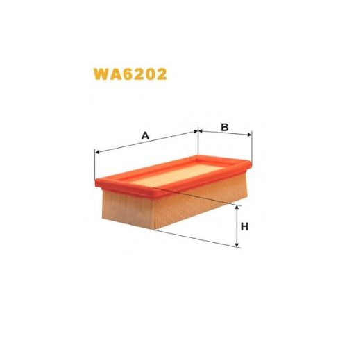Wix Filters WA6202 Filtro aria