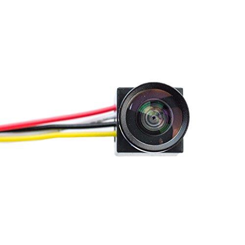 Pinhole Video-kamera (Mini Spionage Kamera 506 M-WD 2 Mio Pixel Bullet Camera Weitwinkel Pinhole Lochkamera, Versteckte Kamera, Spy Cam lichtstark Video und Foto von Kobert-Goods ...)