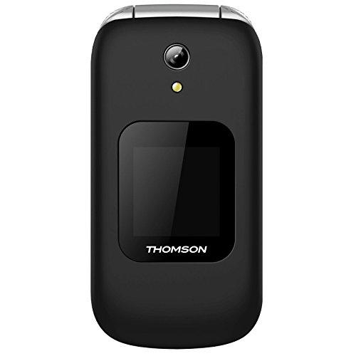 Teléfono móvil Thomson serea 66 Negro Senior
