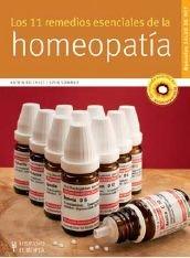 Los 11 remedios esenciales de la homeopatía (Salud de hoy) por Katrin Reichelt