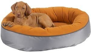 PETSMAKER All Seanson Double Side Use Lovely (Small Size) Fabric Dog & cat Solid t Bed