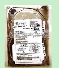 18.4 Gb Festplatte (Seagate ST318404LW Festplatte (18,4 GB))