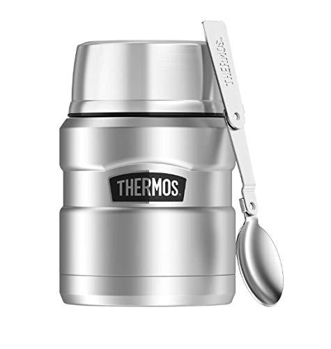 Alimentaire Cuillère En Ml King Acier Thermos Métal 470 Inoxydable Gourde Avec wN0X8PZnOk