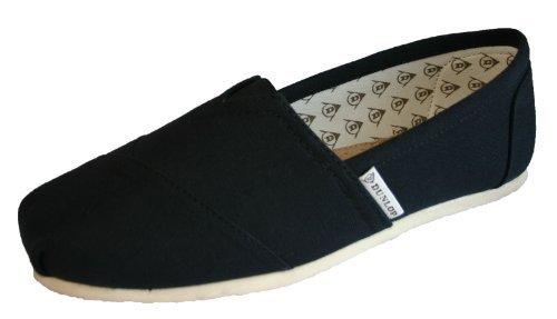Dunlop Espadrilles en toile pour femme Pointure 35,5-42