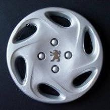 Juego de 4 tapacubos para Peugeot Bipper R13 ...