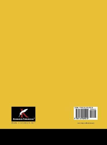 Encyclopedia of Religion and Ethics V12