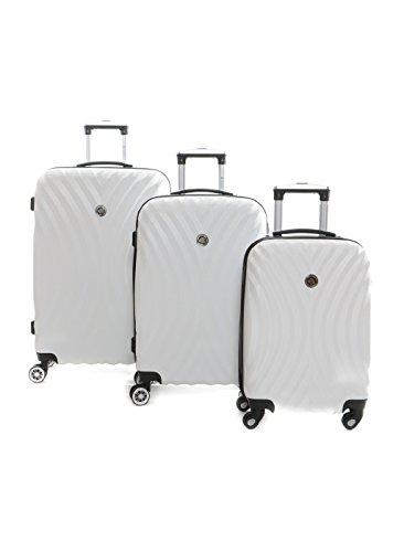 geographical-norway-set-de-3-valises-geographical-norway-sheraton-blanc-taille-tu
