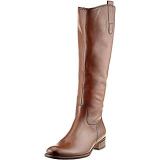 Gabor Shoes Damen Fashion Hohe Stiefel, Braun (Caramello (Effekt) 32), 39 EU