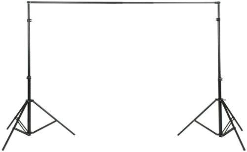 Walimex XXL Hintergrundsystem 190-465cm, inkl. Transporttasche