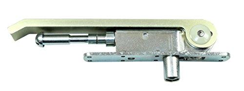 ABO Hebeteil Balkontürheber Hebegetriebe Typ 1006 F2 farbig mit Schraube