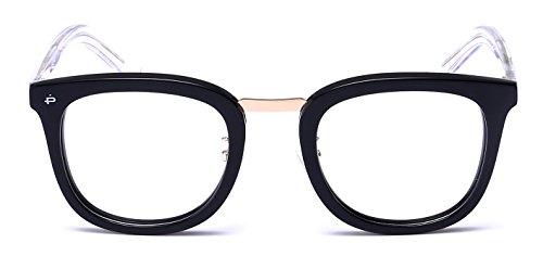 PRIVÉ REVAUX Deisgner Sonnenbrille, Anti-Blaulicht - Schwarz - Einheitsgröße