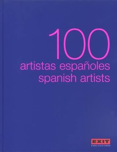 100 artistas españoles por Rosa Olivares