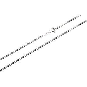 Panzerkette für Kinder 1,7mm – 925 Silber – Länge wählbar 32-36cm