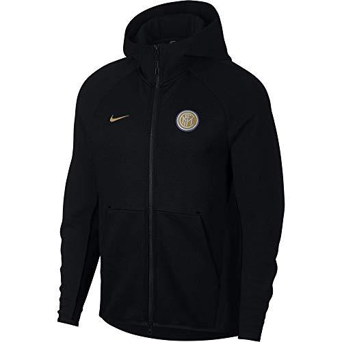 Bright Felpa Con Cappuccio Junior Personalizzata Inter Football Club Abbigliamento E Accessori