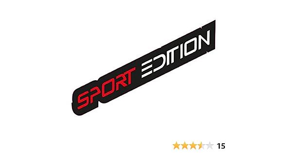 Netspares 119837158 1 X Aufkleber Sport Edition Sticker Tuning Autoaufkleber Shocker Oem Jdm Fun Gag Auto