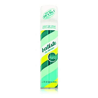 BATISTE Dry Shampoo 200ml Clean & Classic Original