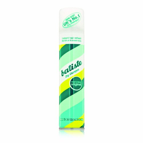Batiste Dry Shampoo, Clean and Classic, 6.73 Ounce by Batiste